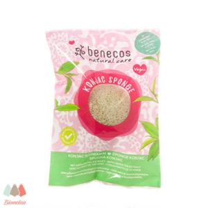 Esponja Konjac Natural de Benecos (8,99€)