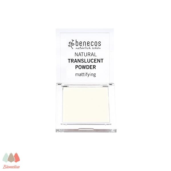 Maquillaje translucido