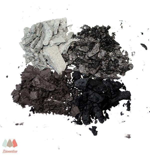 Sombra natural maquillaje sin tóxicos