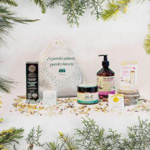 Pack cosmética natural productos bio eco Biomelisa