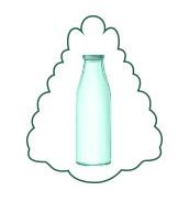 Envase de cristal cosmetica natural