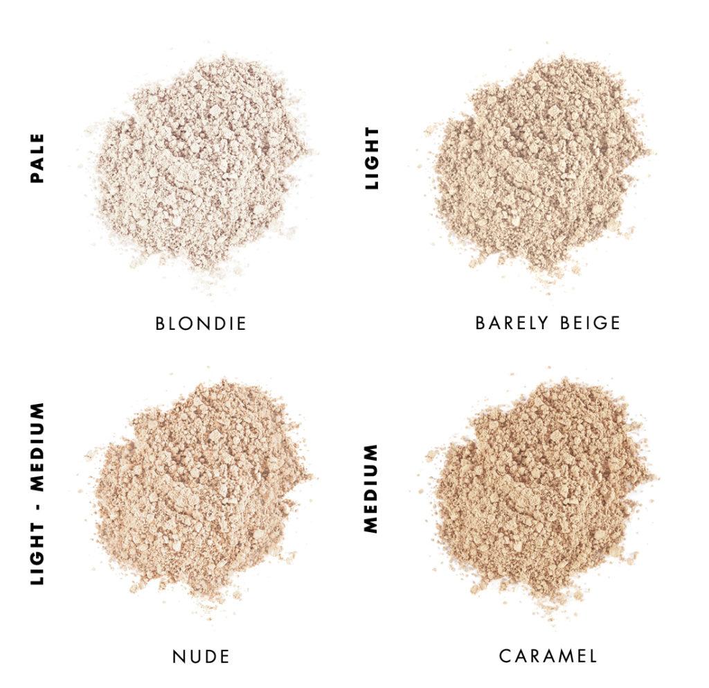 Corrector natural minerales
