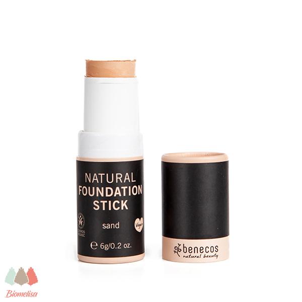 Maquillaje natural base Benecos