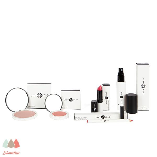 Biopack maquillaje natural